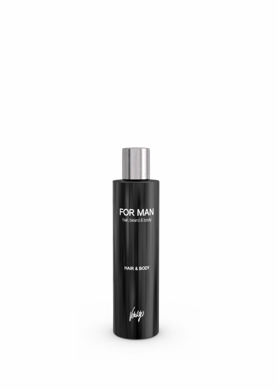 Hair, Beard & Body, 240 ml